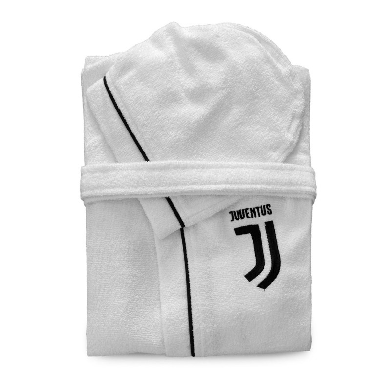 0a10457ac4 Accappatoio Juventus Adulto in microspugna