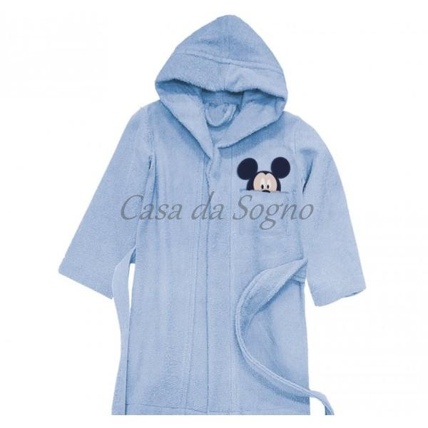 Accappatoio Baby Caleffi Mickey Forever