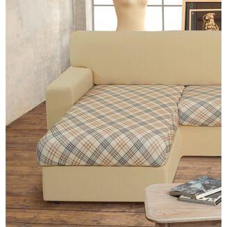 Copricuscino chaise longue genius casadasogno - Copricuscini per divano ...