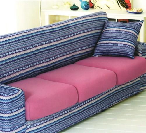 Copridivano gabel idee per il design della casa - Copripoltrona letto ...