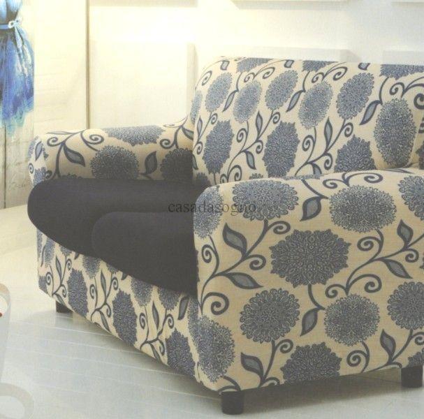 Copri divani gabel idee per il design della casa - Copridivano con cuscini schienale separati ...