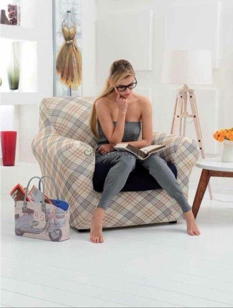 Copridivani e copripoltrone   vendita online di genius, bikini e gabel