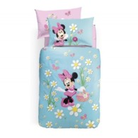 Copriletto Minnie Estivo Caleffi Singolo Country