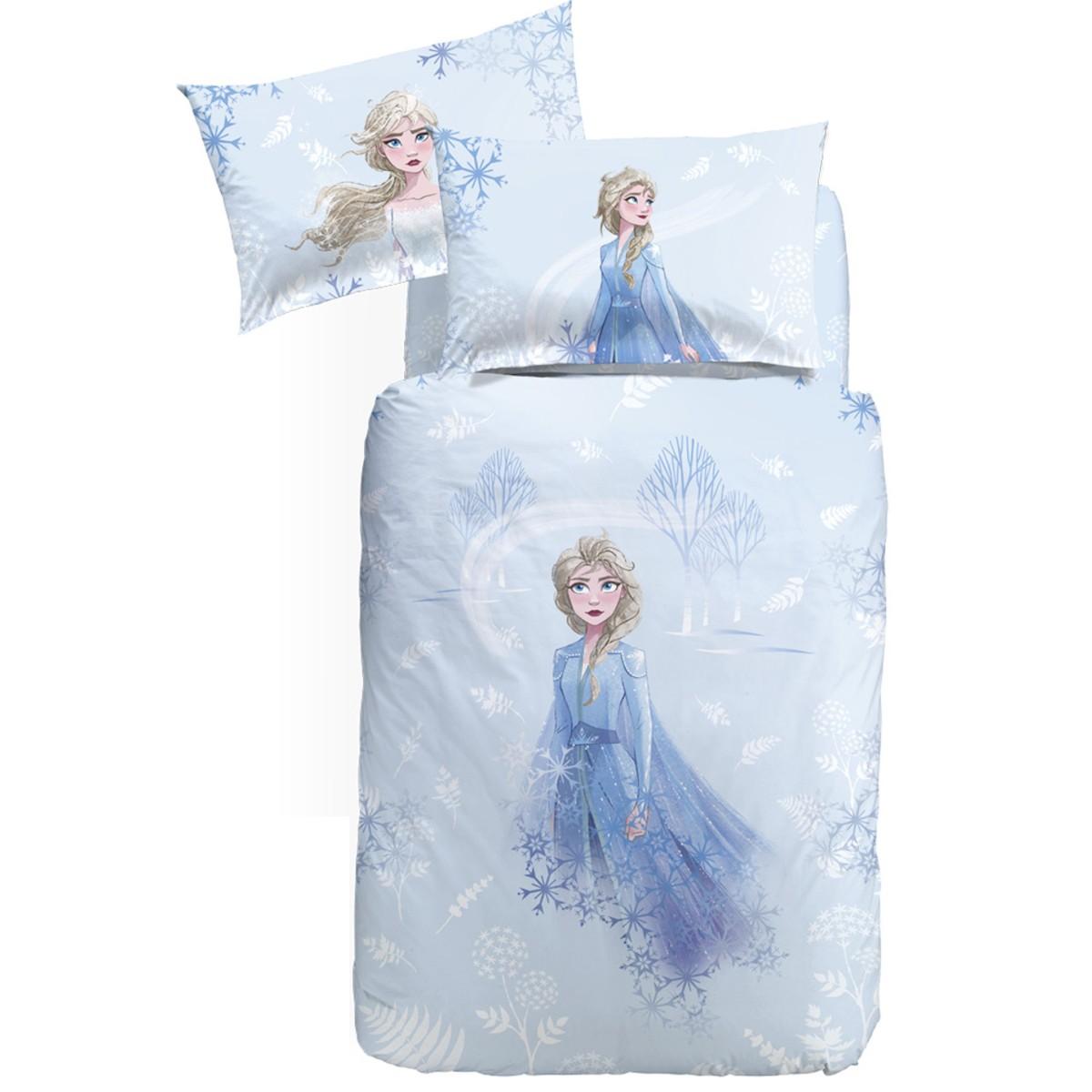 Copripiumino Frozen Disney.Copripiumino Frozen Disney Caleffi Singolo Elsa Casadasogno