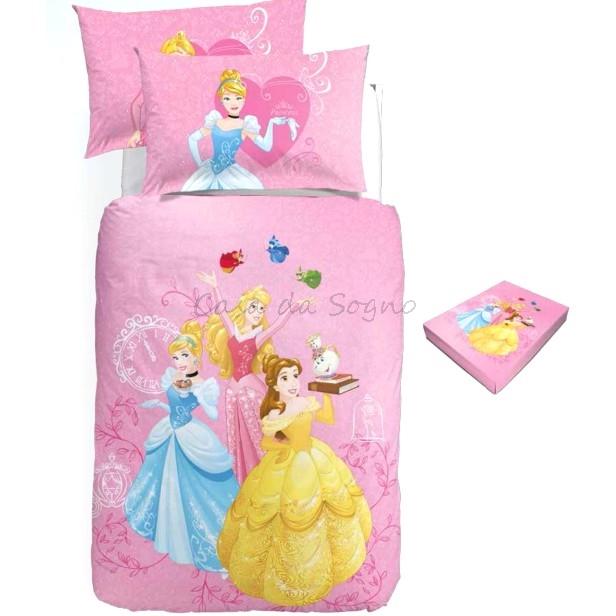 Piumone Principesse Disney Caleffi.Disney Caleffi Casa Da Sogno