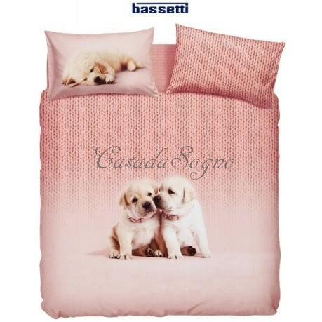 Copripiumino singolo bassetti soft dogs casadasogno - Copripiumini letto singolo ...