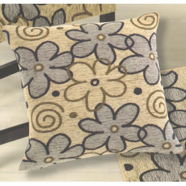 Fodera per cuscino arredo modello flora for Vendita cuscini arredo