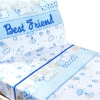 Lenzuola per lettino Best Friend
