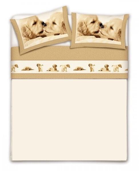 Lenzuola singole cagnolini vendita on - Biancheria per la casa vendita on line ...