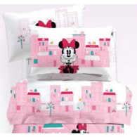 Lenzuola singole Minnie Disney Caleffi City