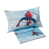 Lenzuola Spiderman Caleffi singole Manhattan