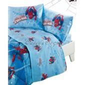 Lenzuola Spiderman Power Caleffi singole