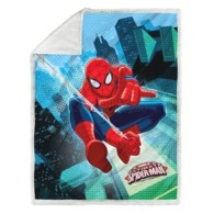 Plaid Spiderman Caleffi Graphic