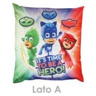 Cuscino Pj Masks Super Pigiamini