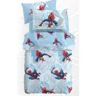 Trapunta Spiderman Marvel Caleffi Singola Manhatta