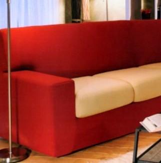 copridivano con chaise longue genius - vendita online di ... - Copri Divani Caleffi